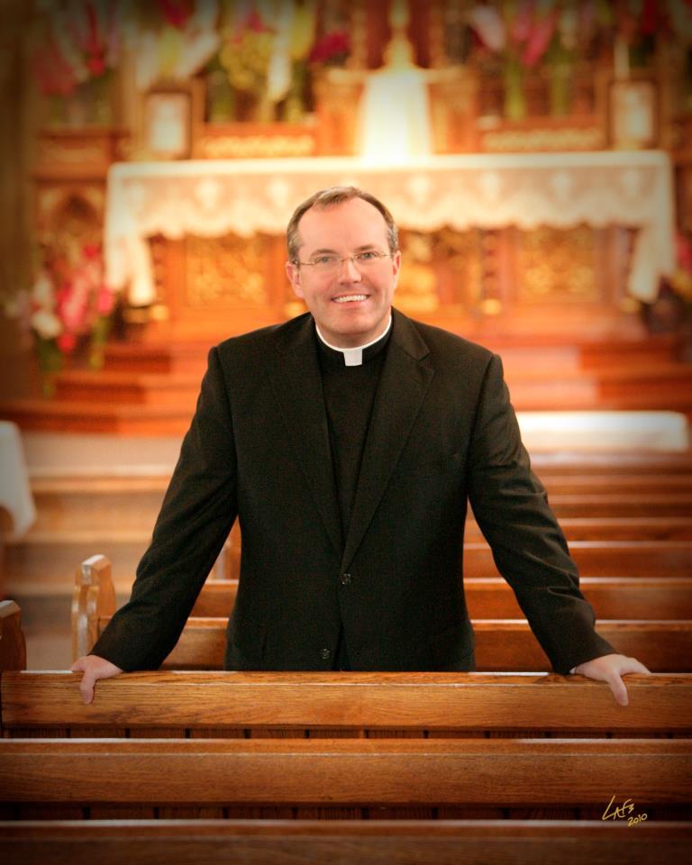 Fr. Paul Nicholson
