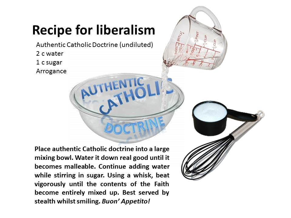 Recipe for liberalsim