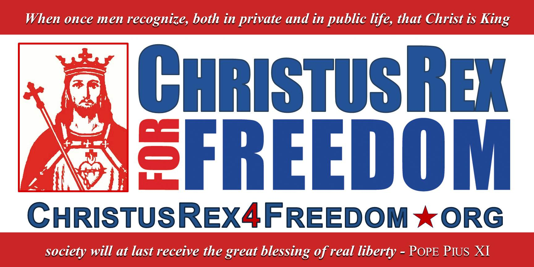 ChristusRex4Freedom