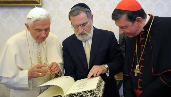 POPE/JEWISH