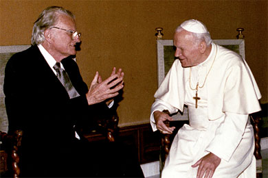 Billy-Graham-Pope-John-Paul