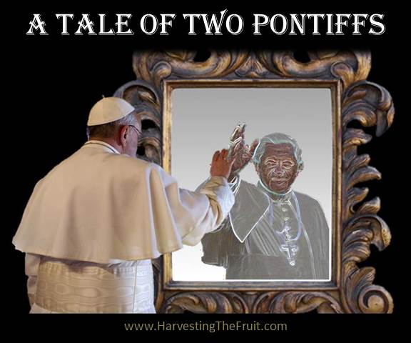 A Tale of Two Pontiffs