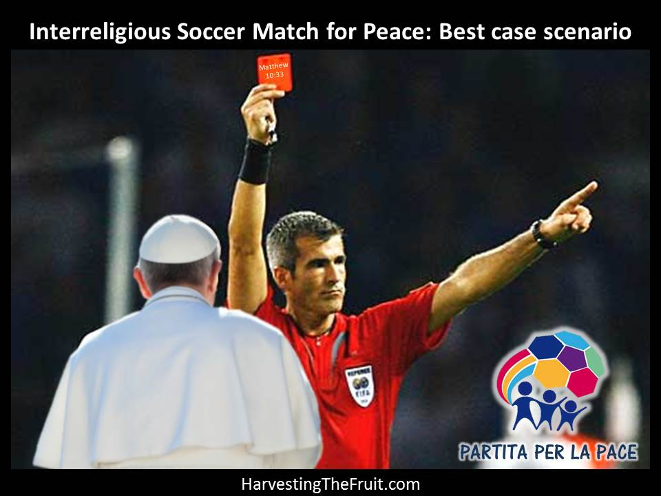 Interreligious Match for Peace