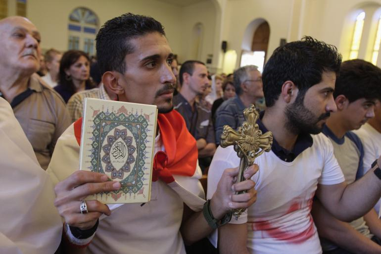 Persecuted Iraqi Christians