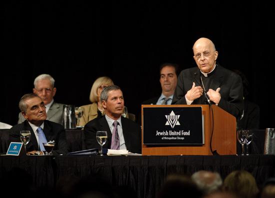 Cardinal George JUF
