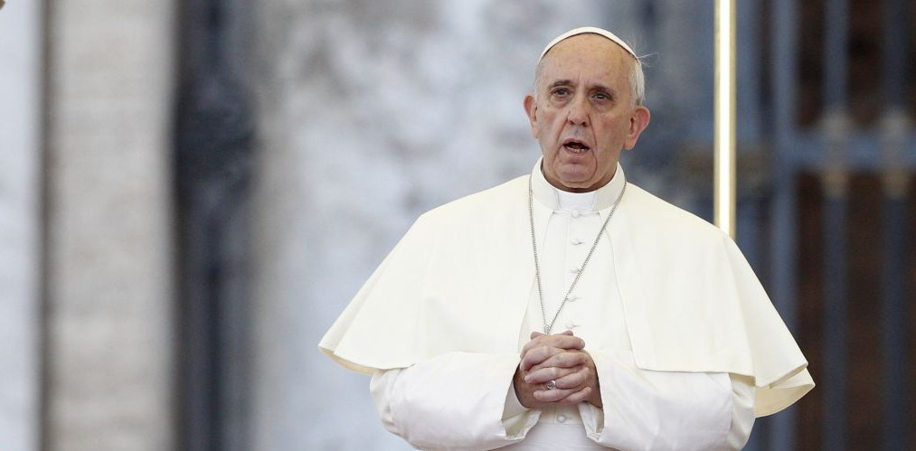 Pope health