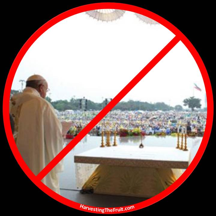 Papal Mass Philippines