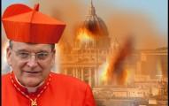 Burke Rome burning