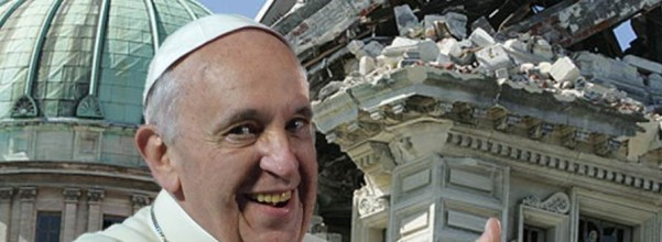 Pope Francis delusion