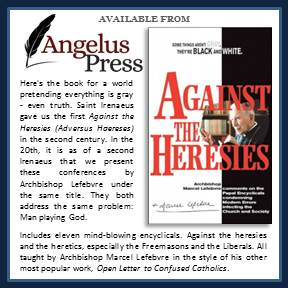Angelus Against Heresies