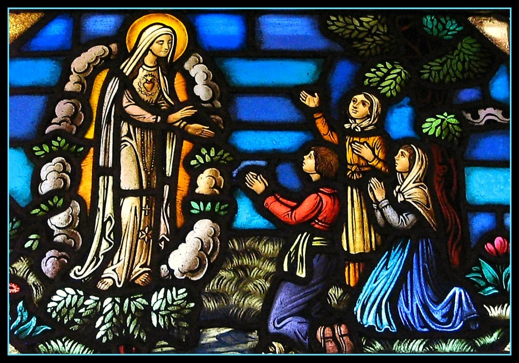 Our-Lady-of-Fatima window