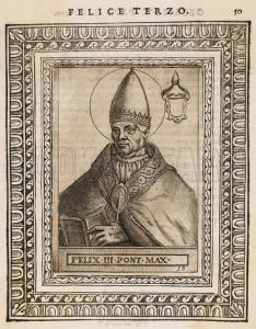 Pope Felix III / II