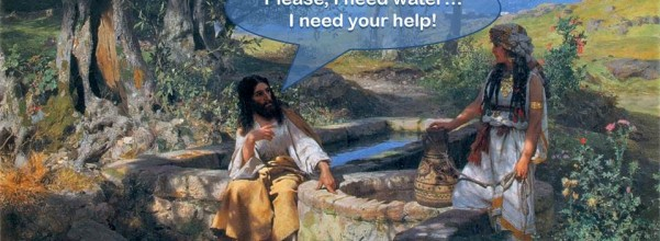 Helpless Jesus