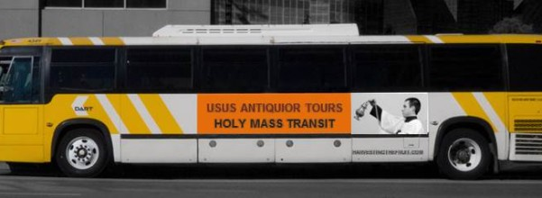 Holy Mass Transit