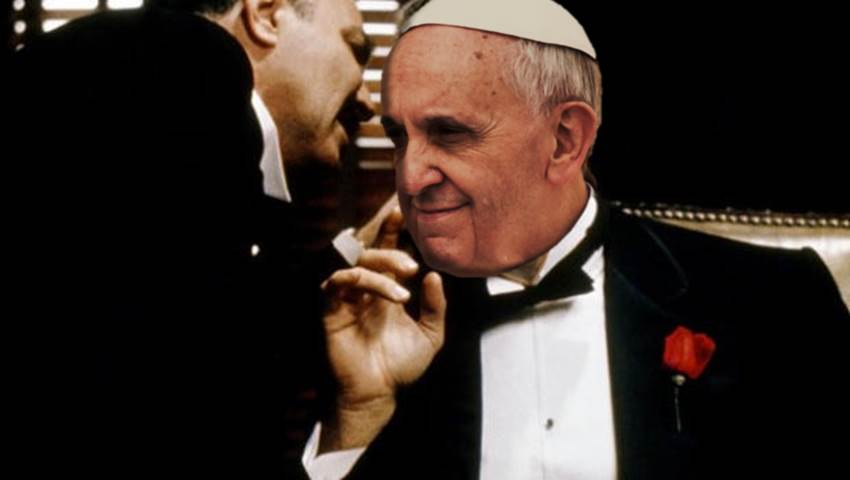 Godfather Bergoglio