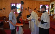 Novus Ordo - presentation of gifts