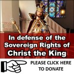 HTF Donate Christ King
