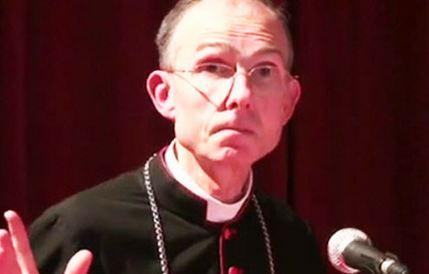 Bishop Tissier de Mallerais