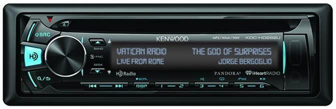 Vatican Radio Bergoglio