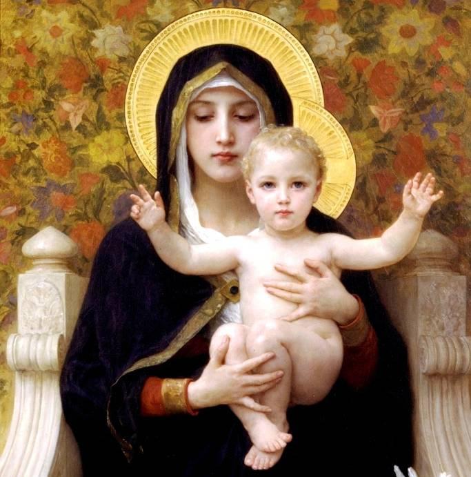 Znalezione obrazy dla zapytania alma redemptoris mater