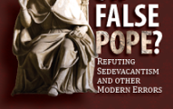 True or False Pope