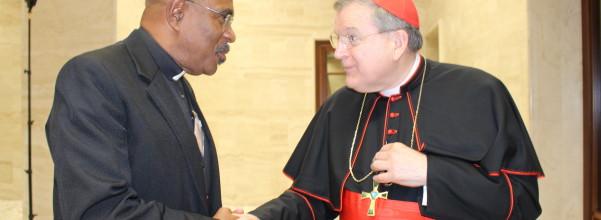 Fr. Clovisw Cardinal Burke