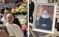 Francis - Mother Angelica in heaven
