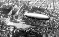 Hindenburg over Rome