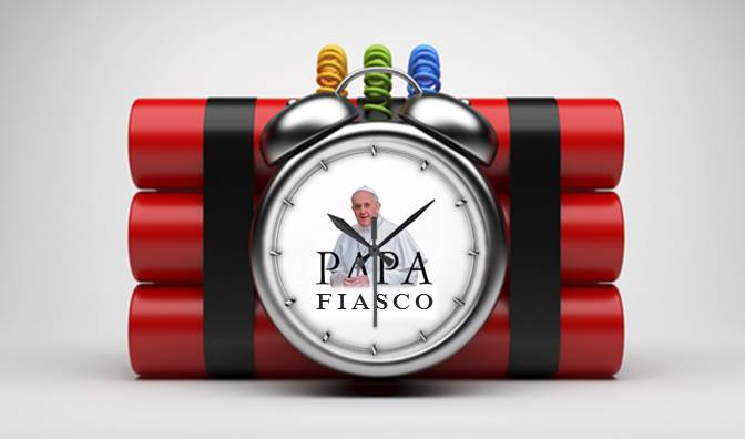 Papa Fiasco Time Bomb