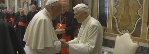 Benedict Francis 65 anniversary