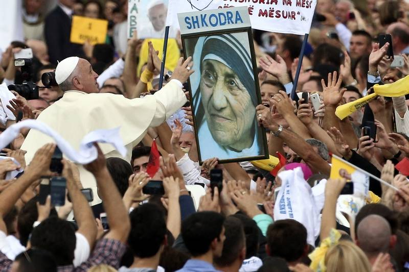 Mother Teresa - Francis