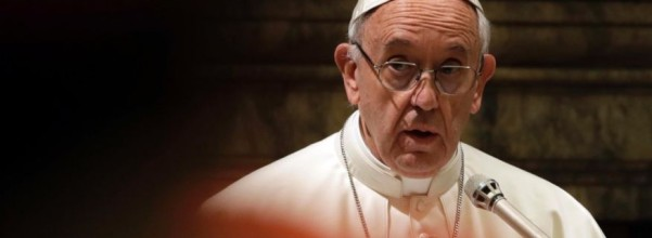 Francis delivers Christmas Address to the Roman Curia, 22 Dec. 2016