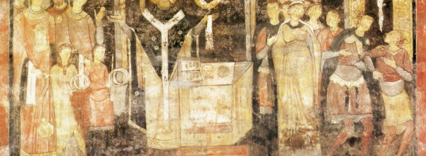 11th-century-fresco-of-st-clement-celebrating-mass-basilica-san-clemente