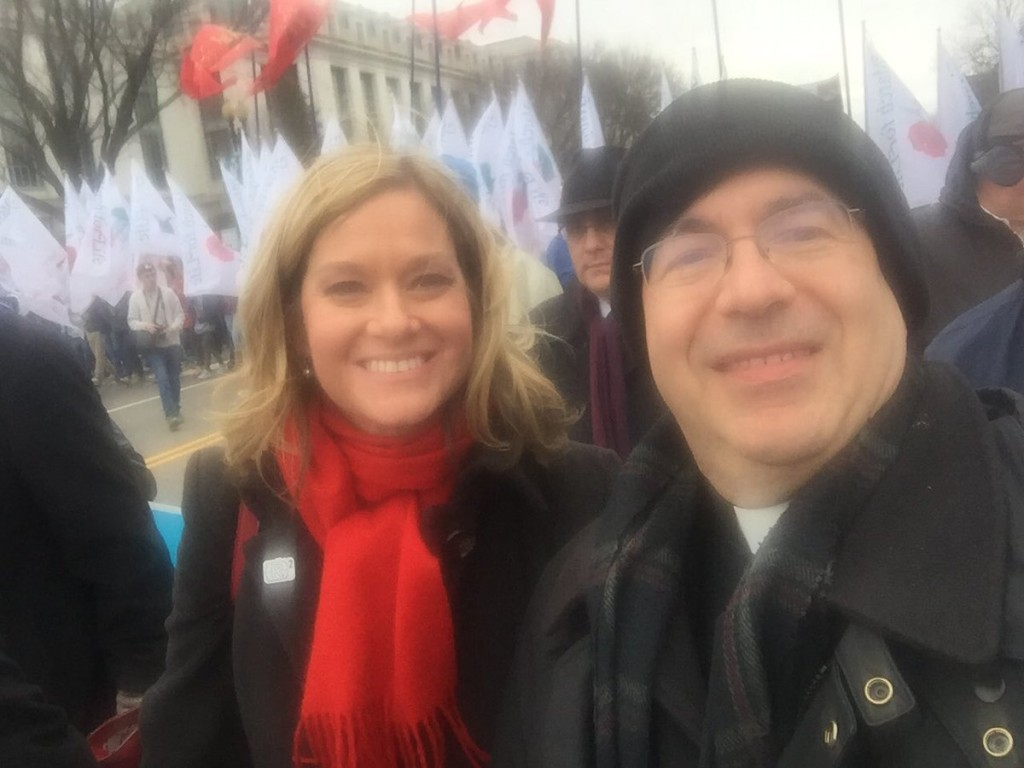 Pavone March for Life