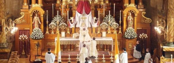 Tradtional Latin Mass
