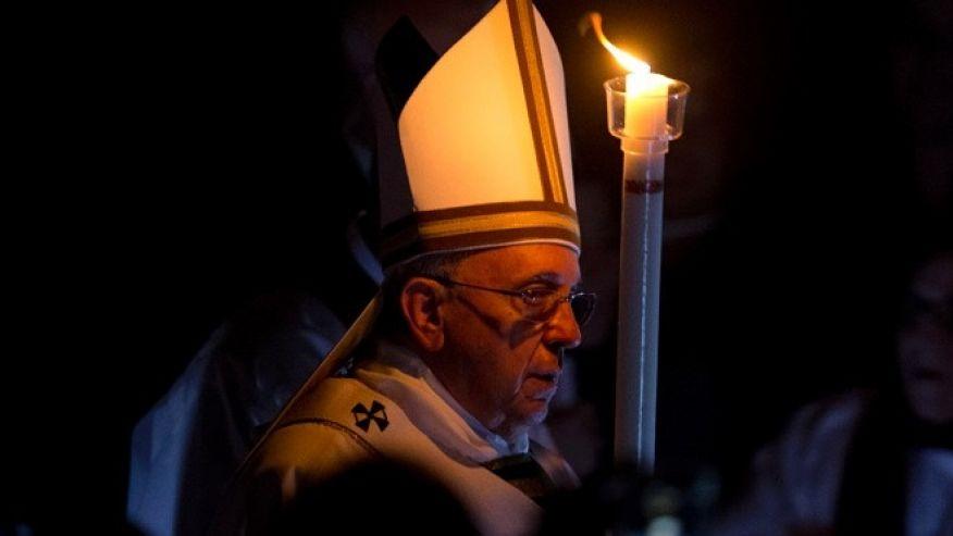 Francis Easter Vigil 2017