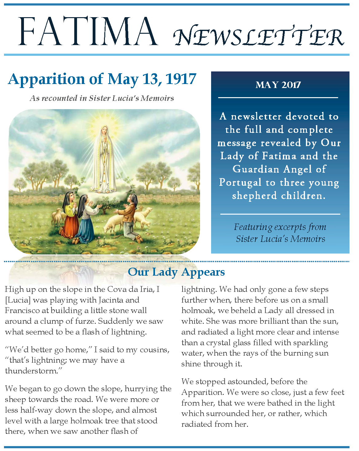 Fatima Newsletter May 2017 2_Page_1