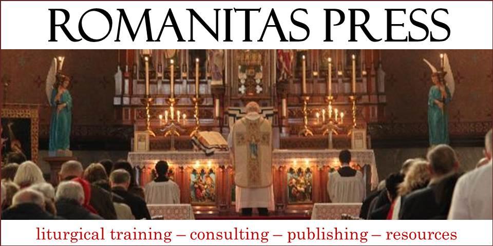 Romanitas Press Banner