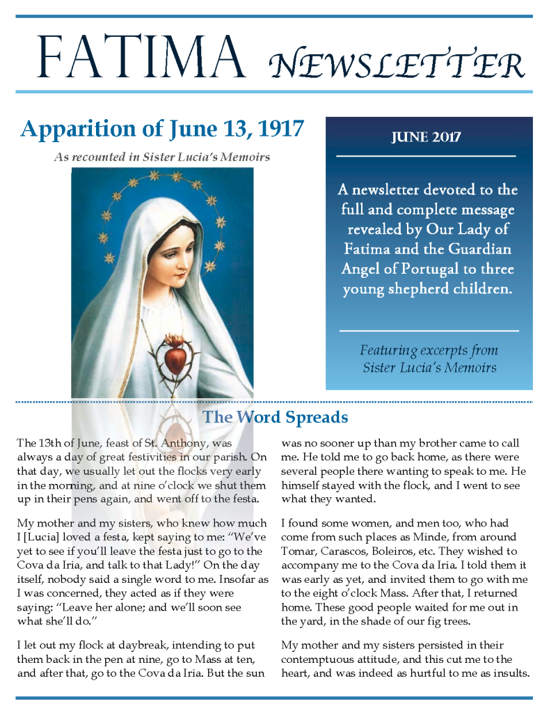 Fatima Newsletter_June 2017 2_Page_1