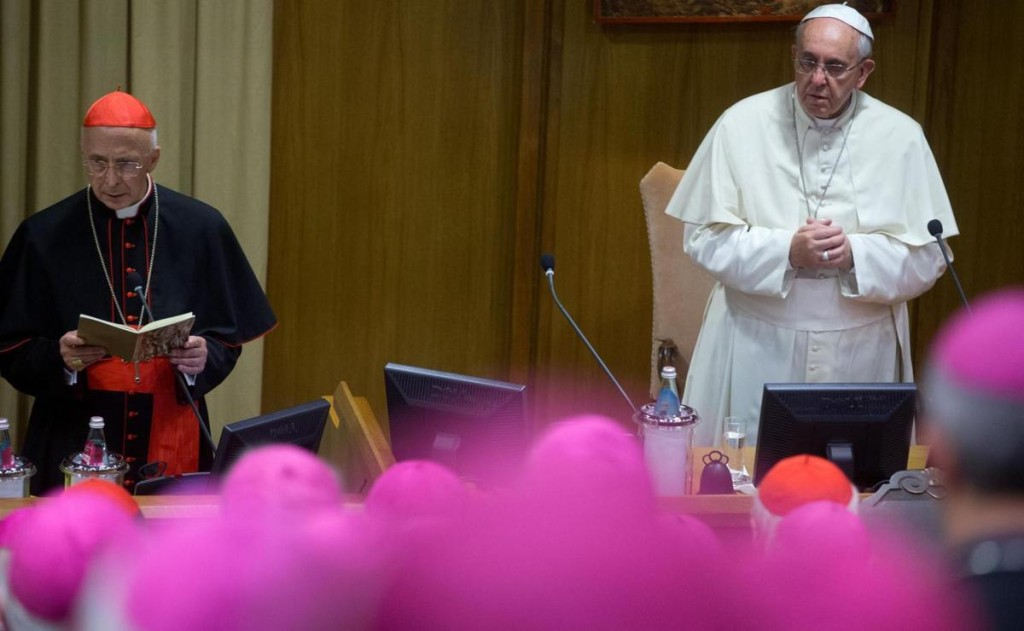 Francis Italian Bishops Conference