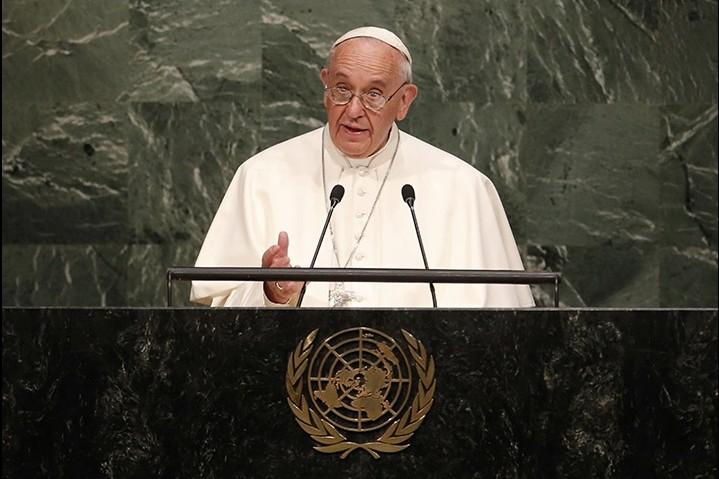Francis UN
