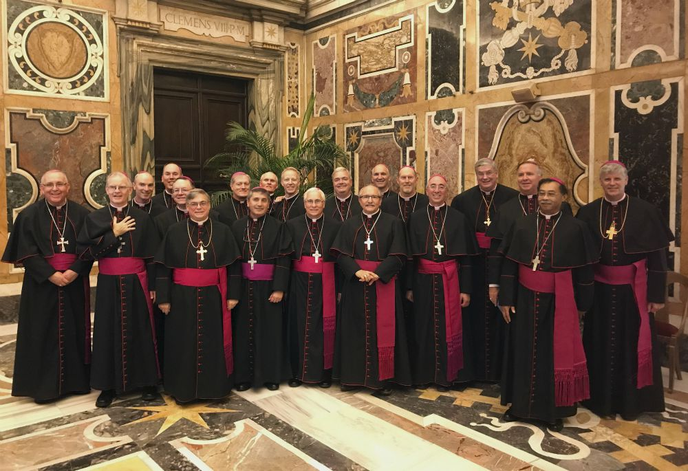 New Bishops