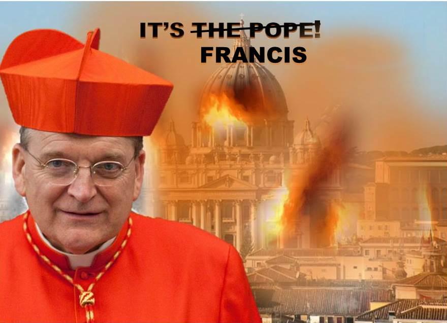 It's Francis