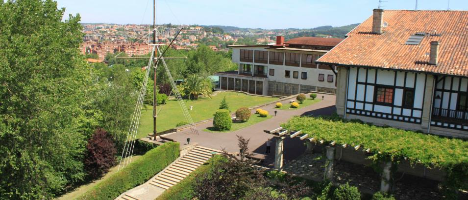 Gaztelueta, an Opus Dei private boys school in Leioa (Bizkaia), Spain