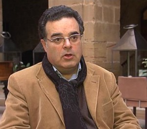 Juan Cuatrecasas, the victim's father
