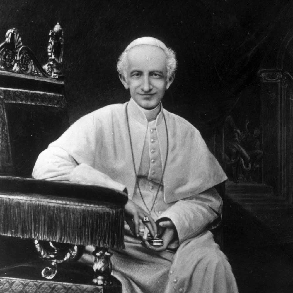 Pope Leo XIII 1870