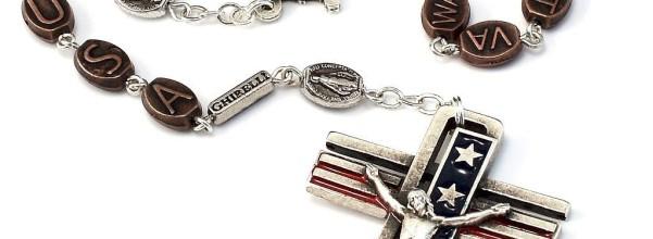 Patriotic rosary