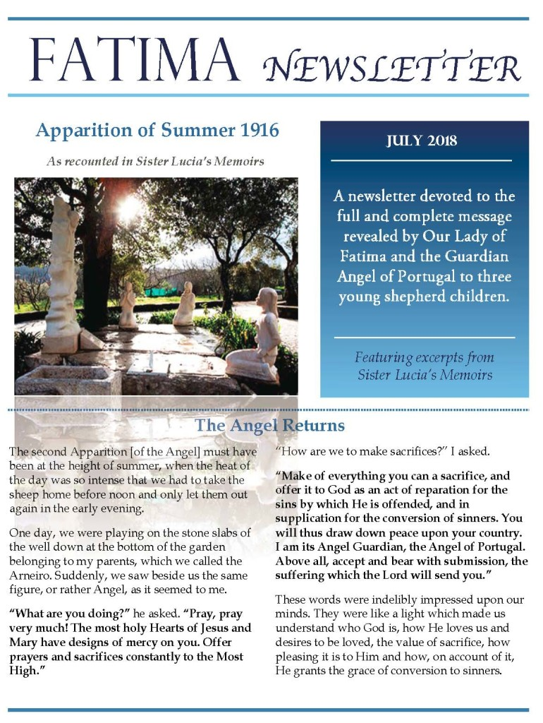 Fatima Newsletter_July 2018 2_Page_1