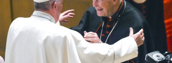 McCarrick and Francis