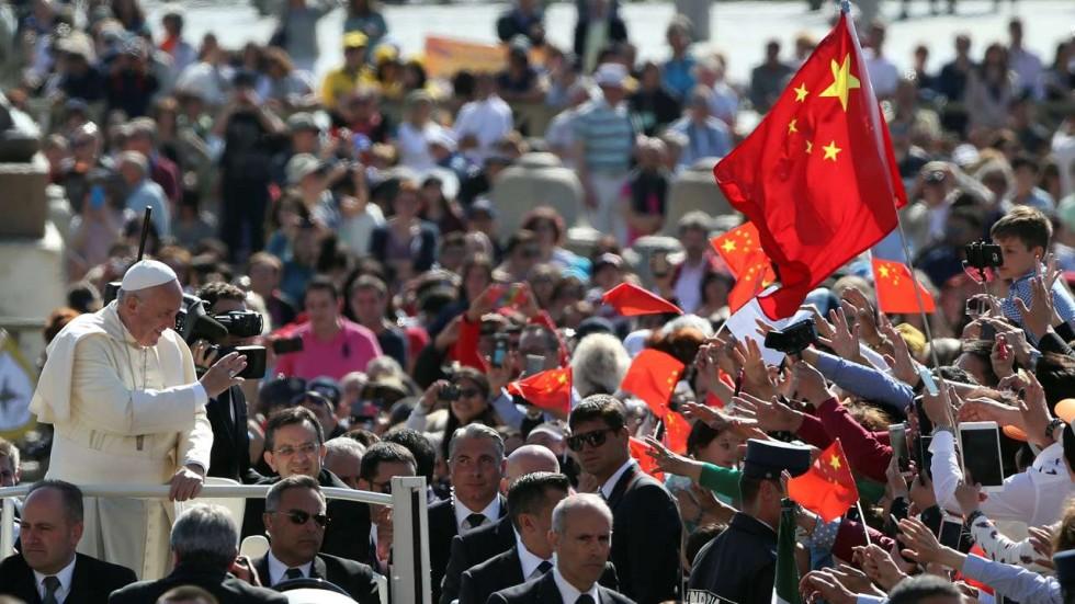 Rome Beijing Agreement A Victory For Vatican Ii Aka Catholic